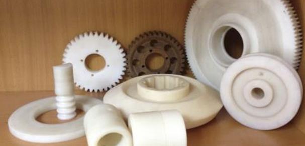 Изготовление деталей из пластика на заказ